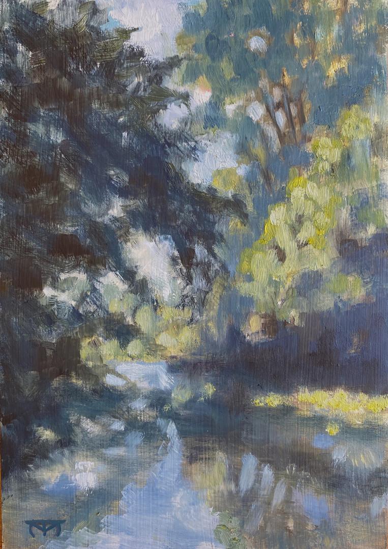 The Creek/Vid Mandelmanns