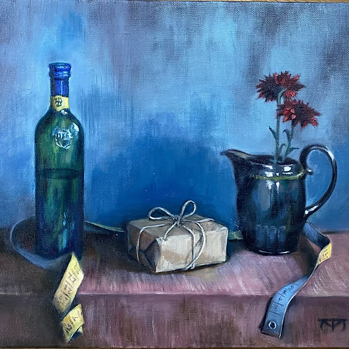 Still Life with a Gift