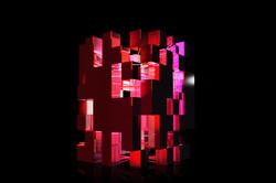 Araullo pixel structure
