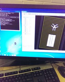 Rebekah Araullo 3D Printed Node6