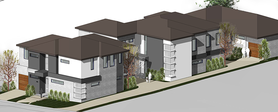 Rebekah Araullo Architecture Multi Dwelling