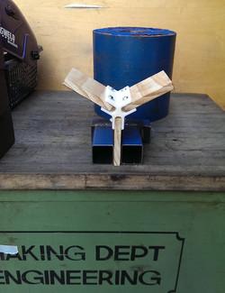 Rebekah Araullo 3D Printed FEA Testing2