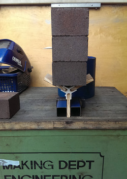 Rebekah Araullo 3D Printed FEA Testing3