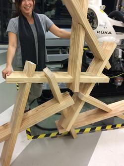 Rebekah Araullo fabrication 2