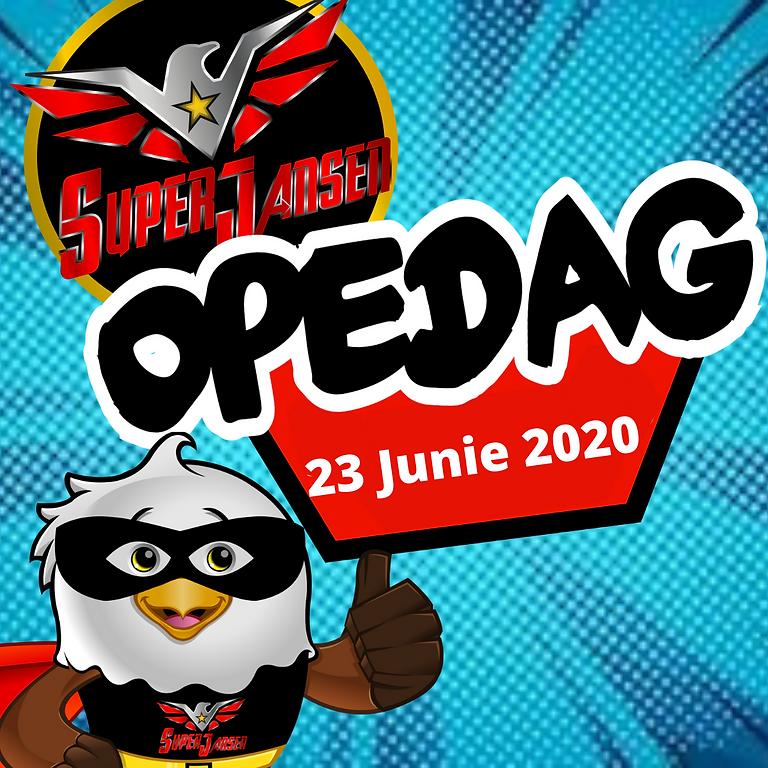 Hoërskool Dr. E.G. Jansen Inry-OPEDAG 2020