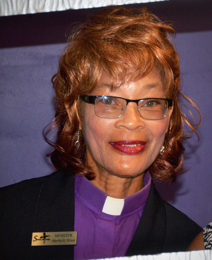 Min. Albertha Wilson