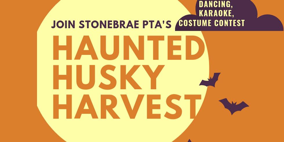 Haunted Husky Harvest