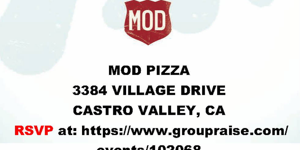 MOD Pizza Group Raise Dining Day