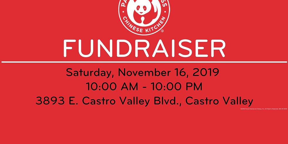 Panda Express Group Fundraising