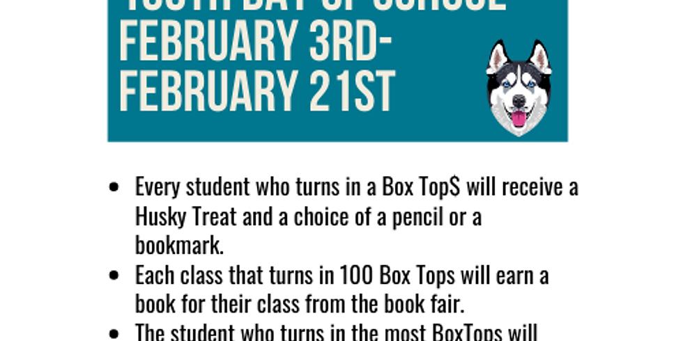 Box Top$ Challenge