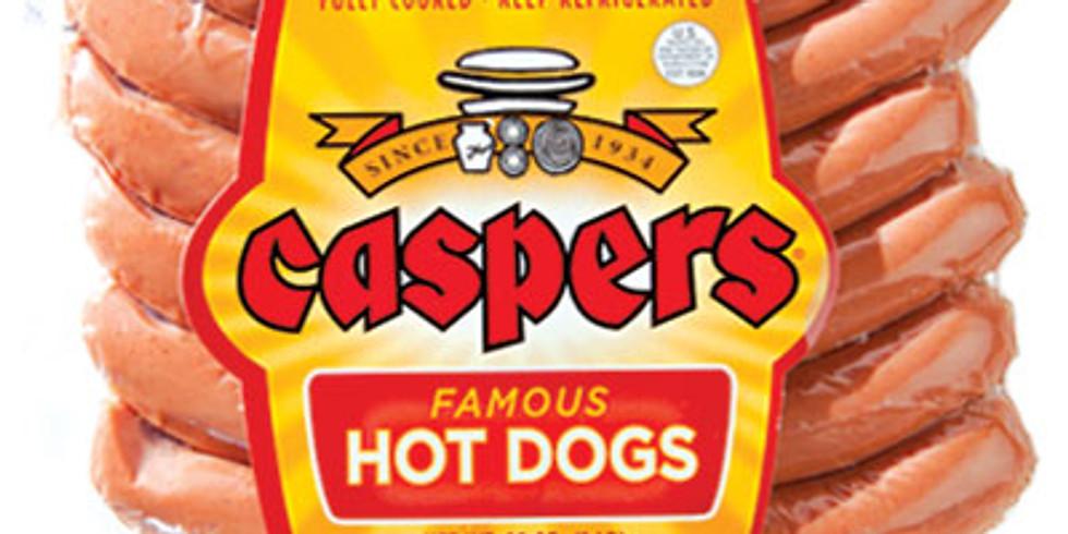 Caspers Hot Dogs