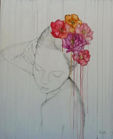 Flower Mermaid