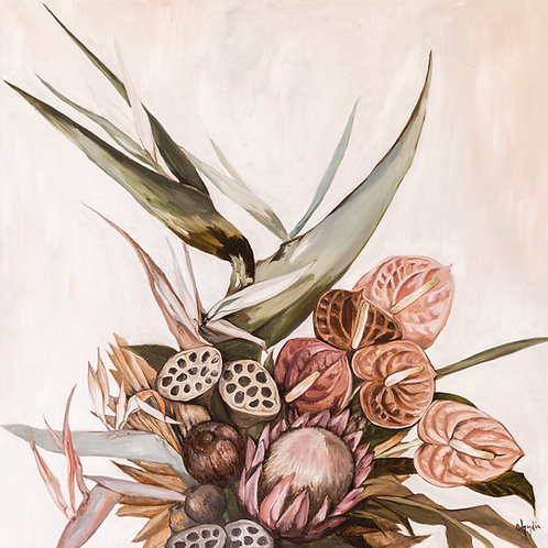 Protea and Paradise - Limited Edition Fine Art Glicee PRINT