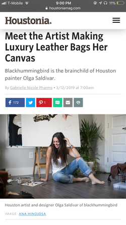 Houstonian Interview