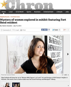 Houston Chronicle Online Article