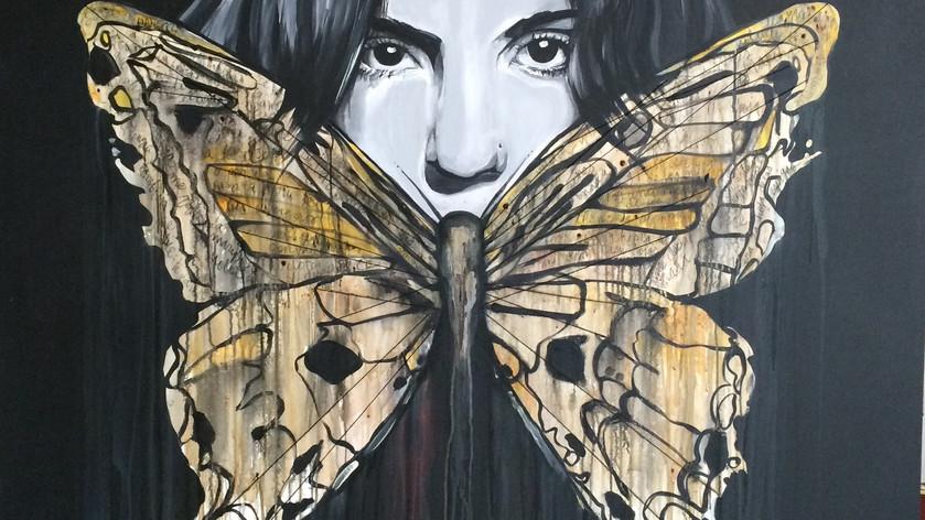 Poema de Una Mariposa
