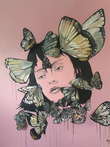 La Femme Papillion