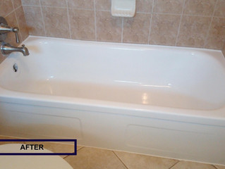 Is repair to minor damage included with the bathtub resurface?