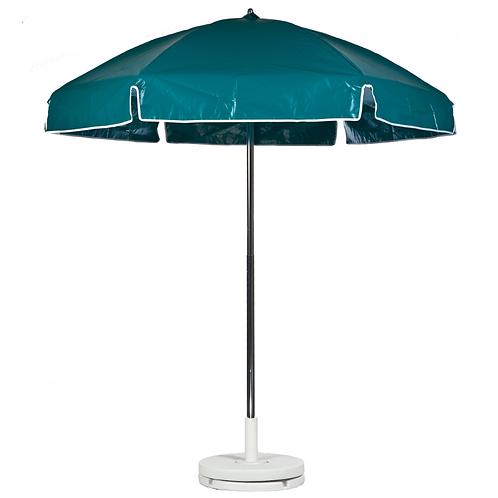 Concession Cart Umbrella - Marine Green