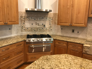 Don't Replace, Refinish Your Kitchen Cabinets and Save Big