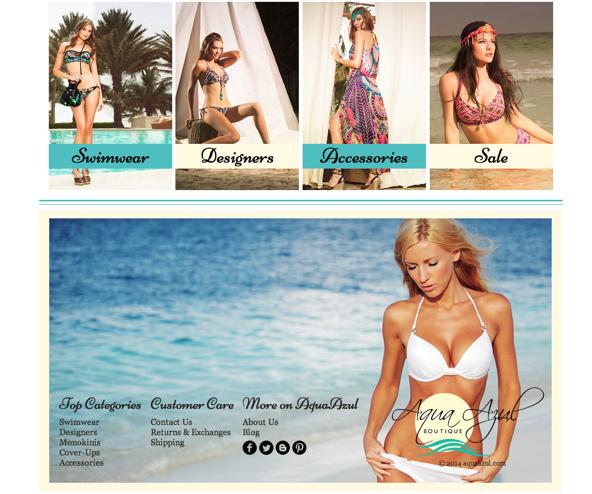 Swimwear Website Miami