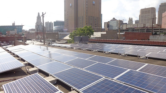Kansas City Solar Panel Installation