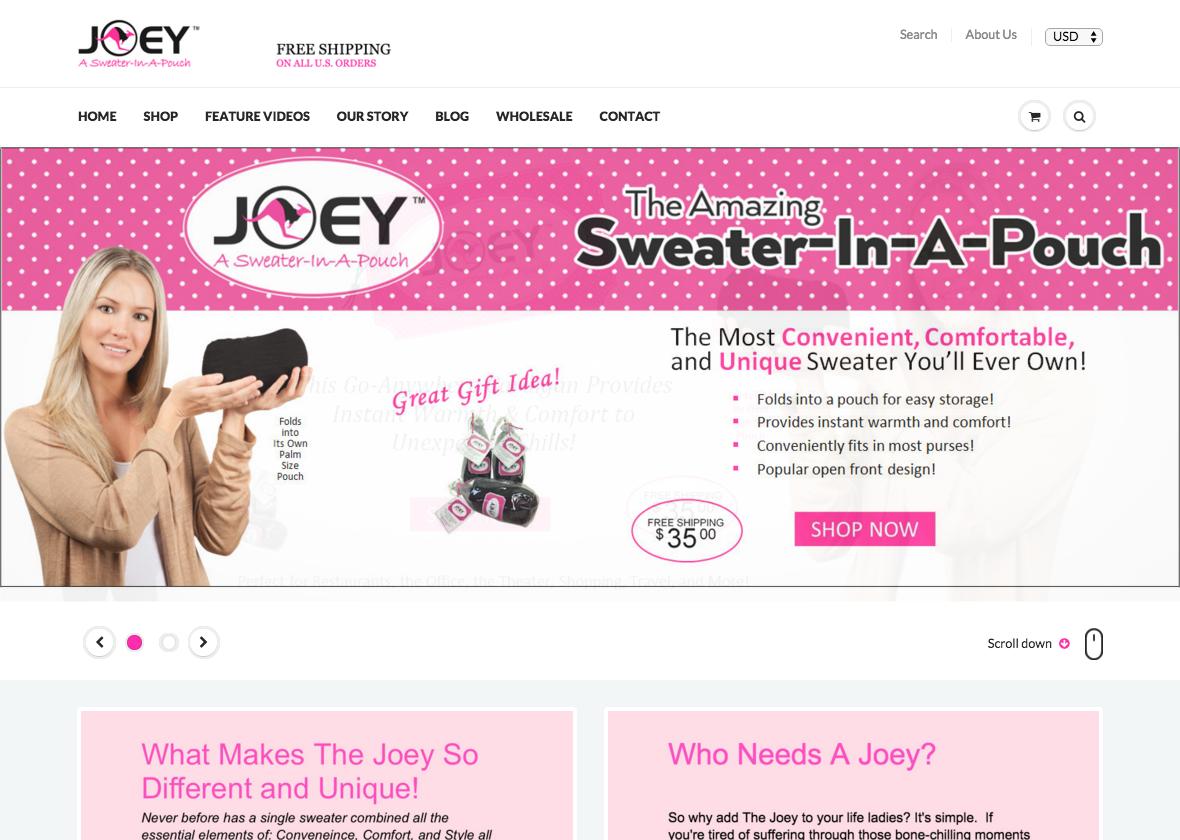 Womens Fashion Website
