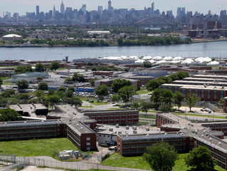 """This Feels Like a Death Sentence"": Rikers Jail Inmates Speak Out As Coronavirus Cases Spread"