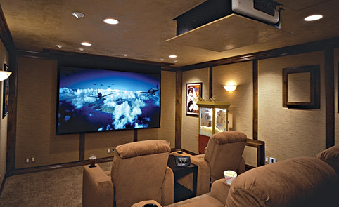 Smart Home Automation Systems Davie Weston Fort Lauderdale Theater System