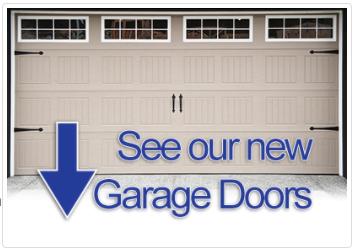 New Garage Doors Near Me, Sales & Installation