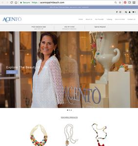 Shopify website, website designer miami