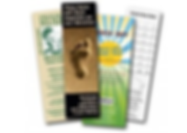 Bookmarks|book mark|Low cost|High quality|offset printing|full color|