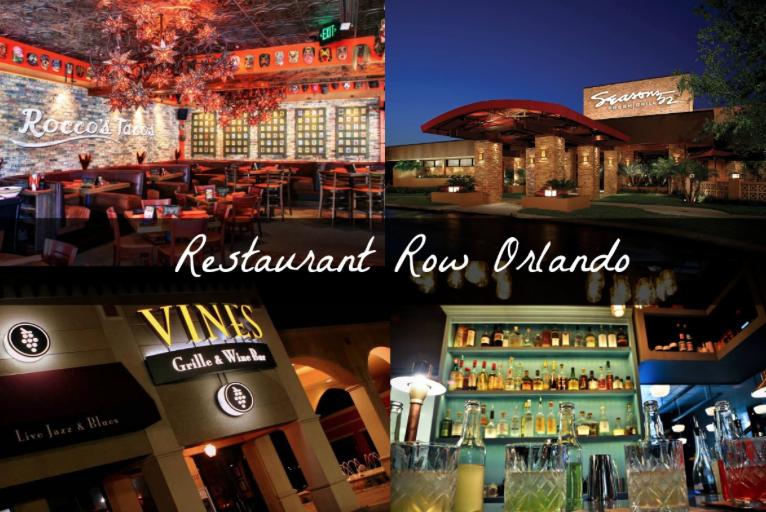 Orlando Dinning