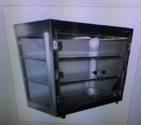 3 Level Warming Cabinet