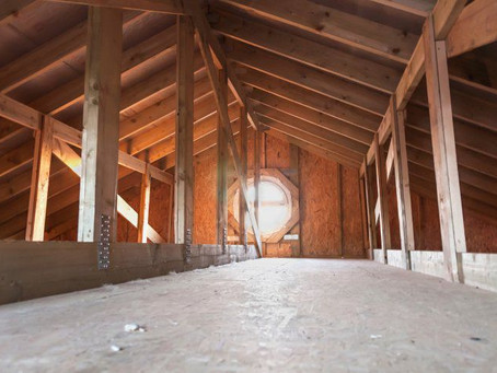 Why Clean Your Attic & Crawl Spaces?