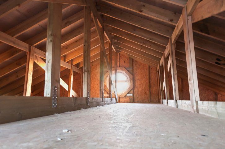 Attic cleaning Fort Lauderdale