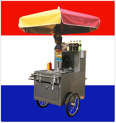 The Kings Wiener Push Cart