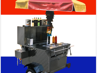 Hot Dog Cart Vending Business - Miami & Worldwide