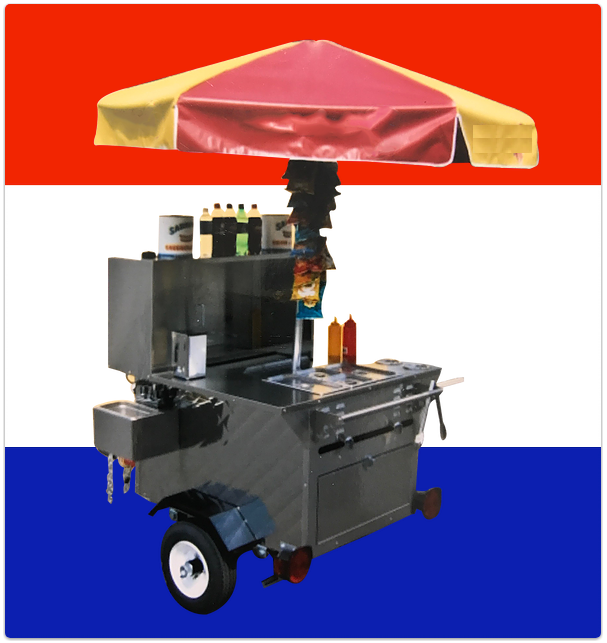 hot dog cart vending business
