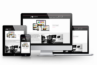 mobile optimized web design
