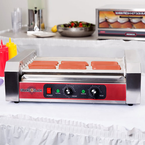 30 Hot Dog Roller Grill