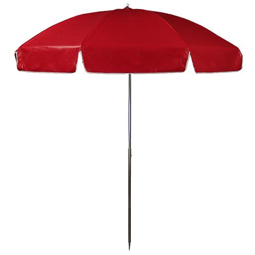 Concession Cart Umbrella - Deep Red