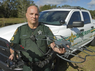 Florida Law enforcement: Use of drones saves time, money