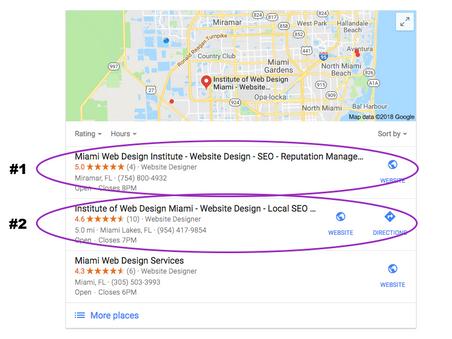 SEO Company Miami, Top SEO 2018