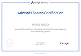 miami certified google search company