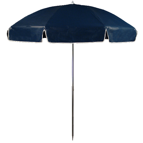 Concession Cart Umbrella - Navy Blue