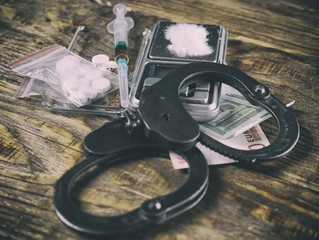 What to Expect if You're Arrested for Drug Possession