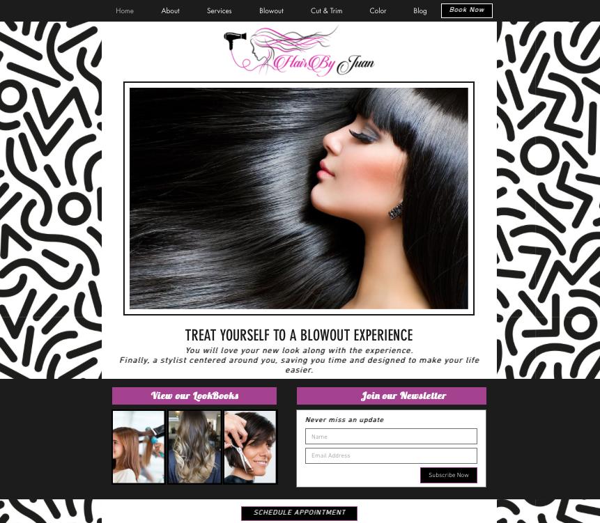 Hair Dresser | Blowout Specialist