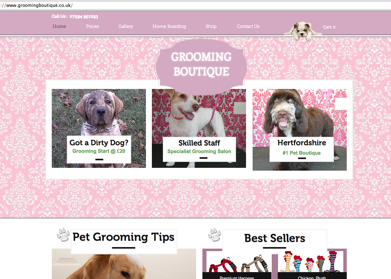 Grooming Boutique