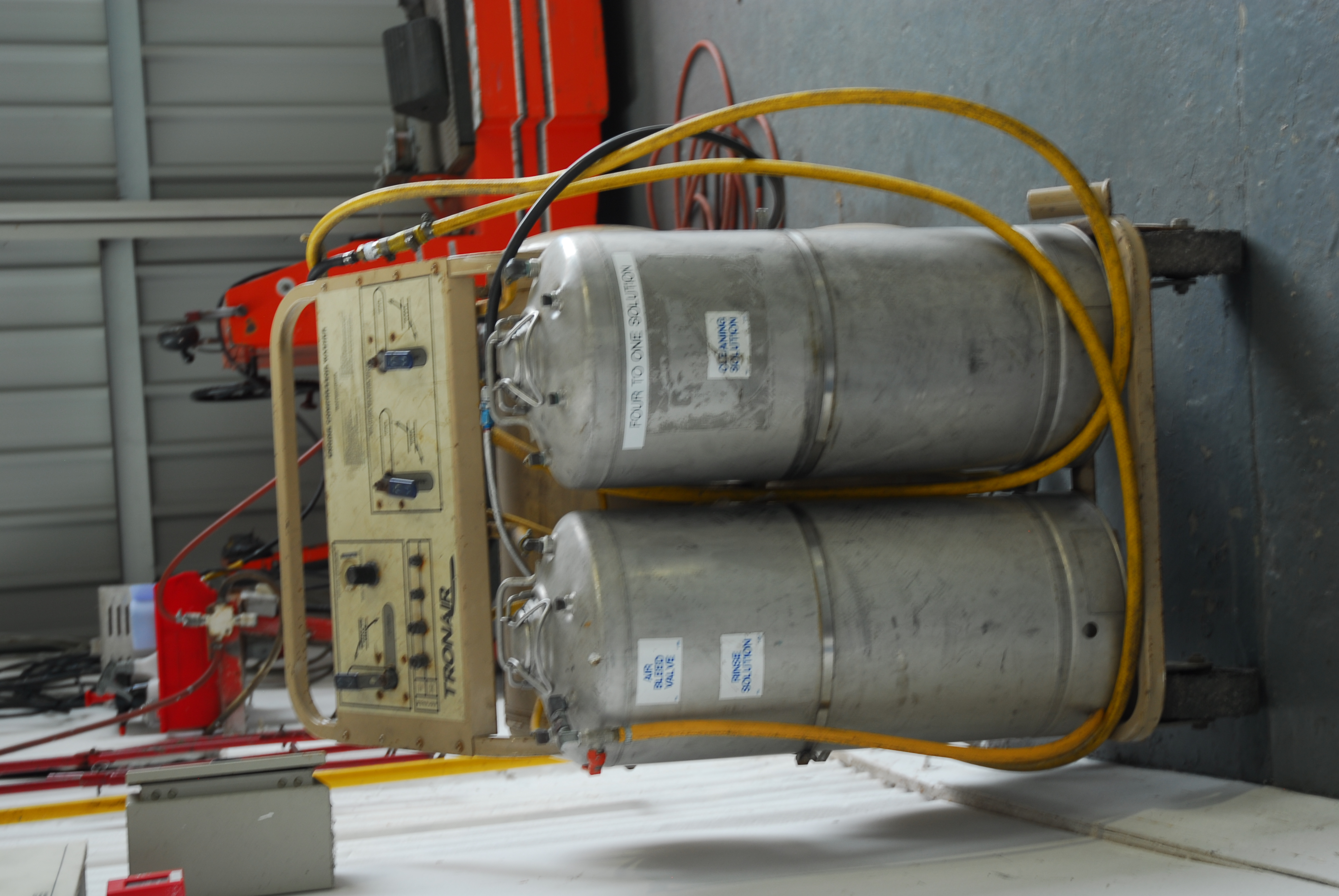 Tronair Compressor Wash